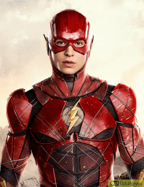 The Flash release date revealed