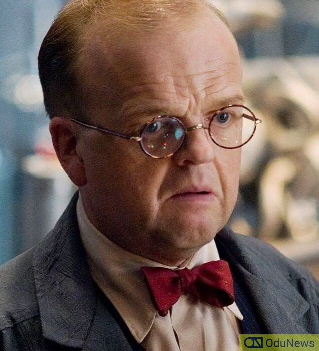 Toby Jones played the scientist who worked for the Red Skull in the Captain America films