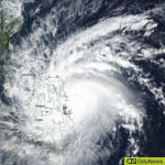 The Philippines hit by massive typhoon