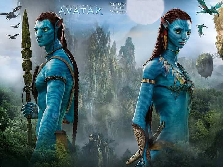 Avatar 2 set photo released