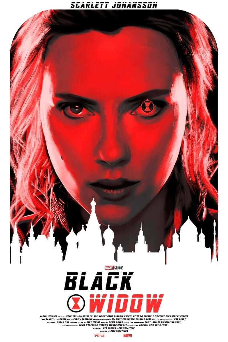 Black Widow Fan Art