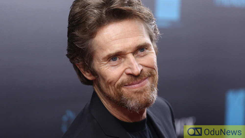 Actor Willem Dafoe excels as the dog owner who does the incredible