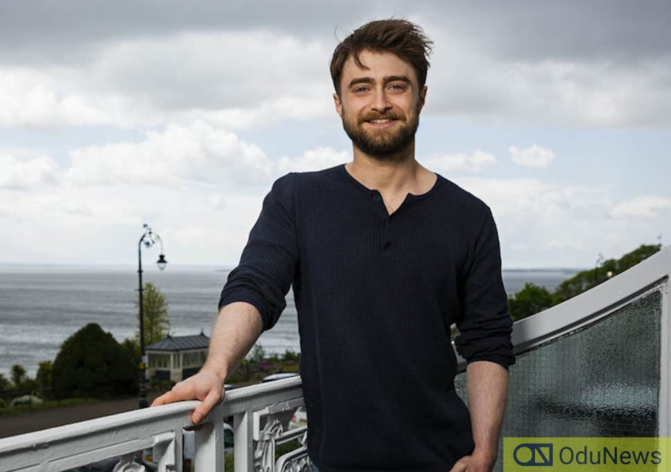 Daniel Radcliffe is known for playing Harry Potter