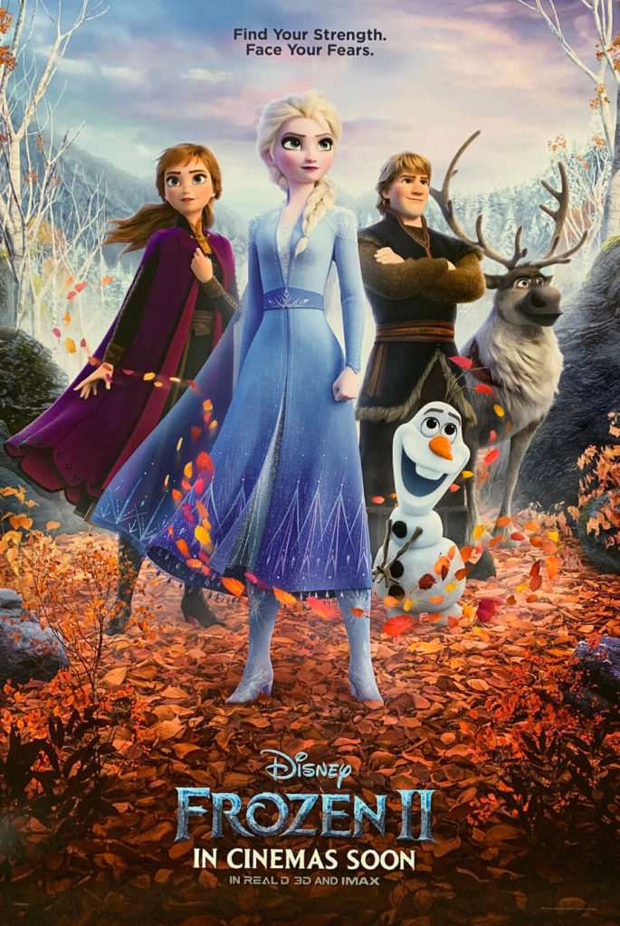 Frozen 2 leads Annie Awards nominations