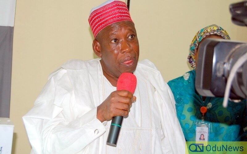 Use Face Masks Or Go To Jail - Ganduje Tells Kano Residents