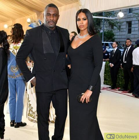 Idris Elba and his wife Sabrina got married back in April this year