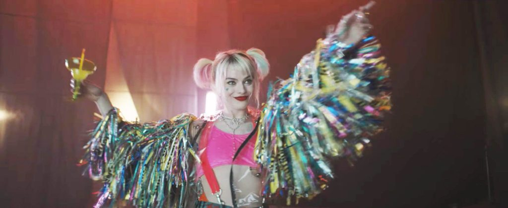Birds of Prey actress says the film will show Harley Quinn's personal life