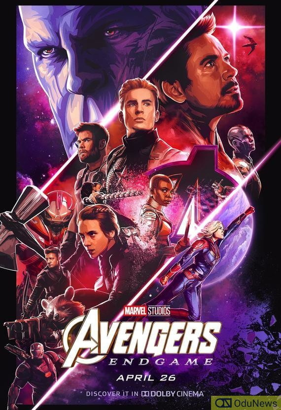 AVENGERS: ENDGAME is currently the highest-grossing film of all-time