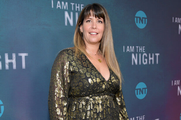 Wonder Woman director, Patty Jenkins