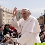 pope Francis the blessed