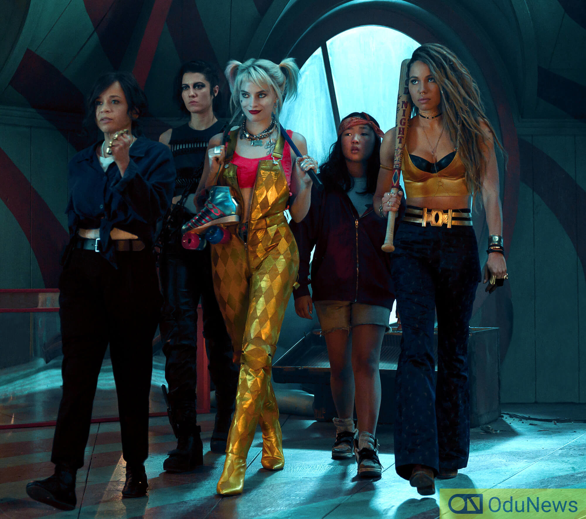 Birds of Prey female lead characters