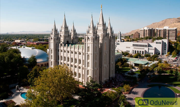 The Mormon church has been accused of gathering the huge sum and keeping it instead of using it for the intended purpose