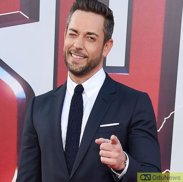 Zachary Levi will star as federal agent