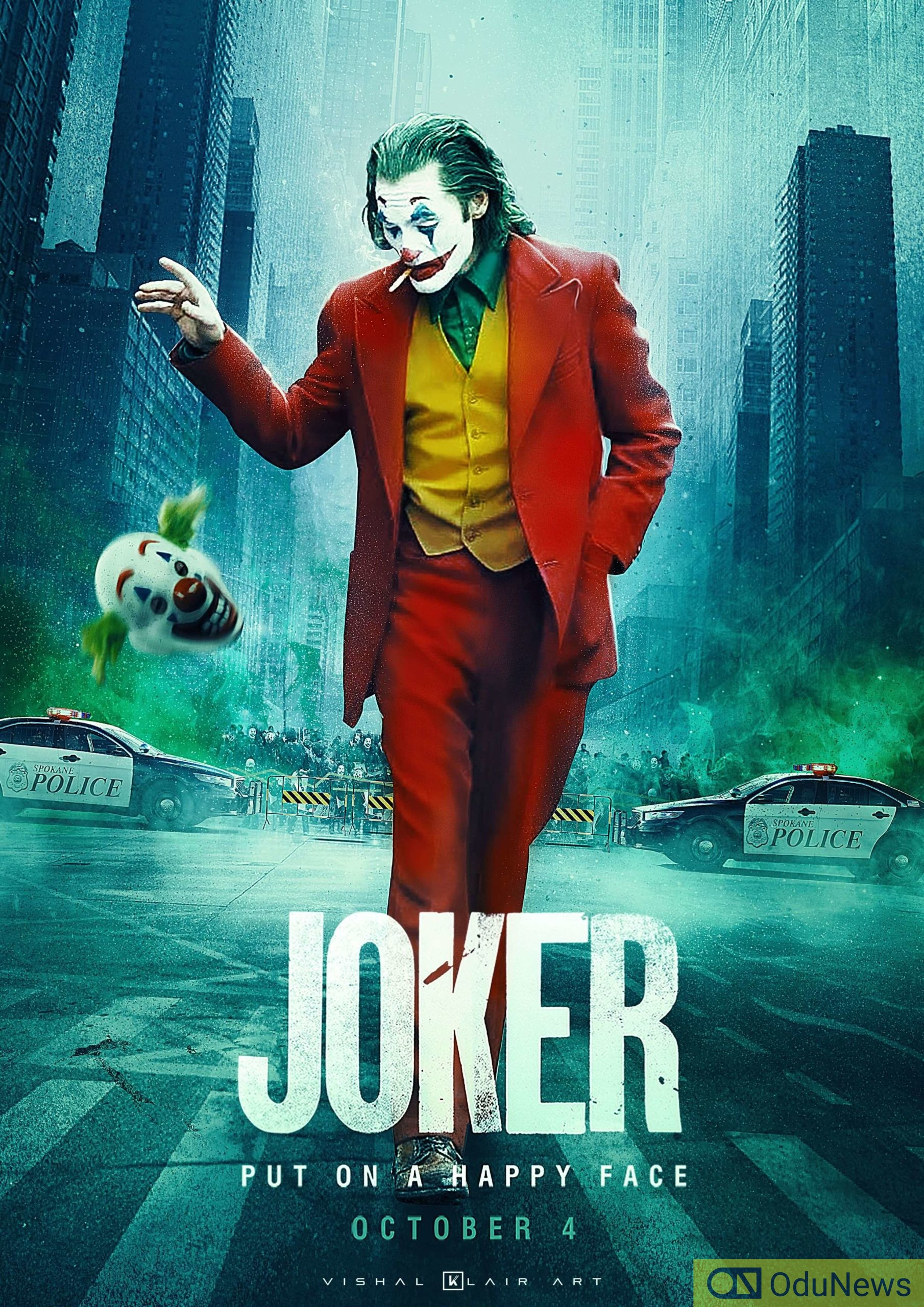 JOKER leads with 11 nominations