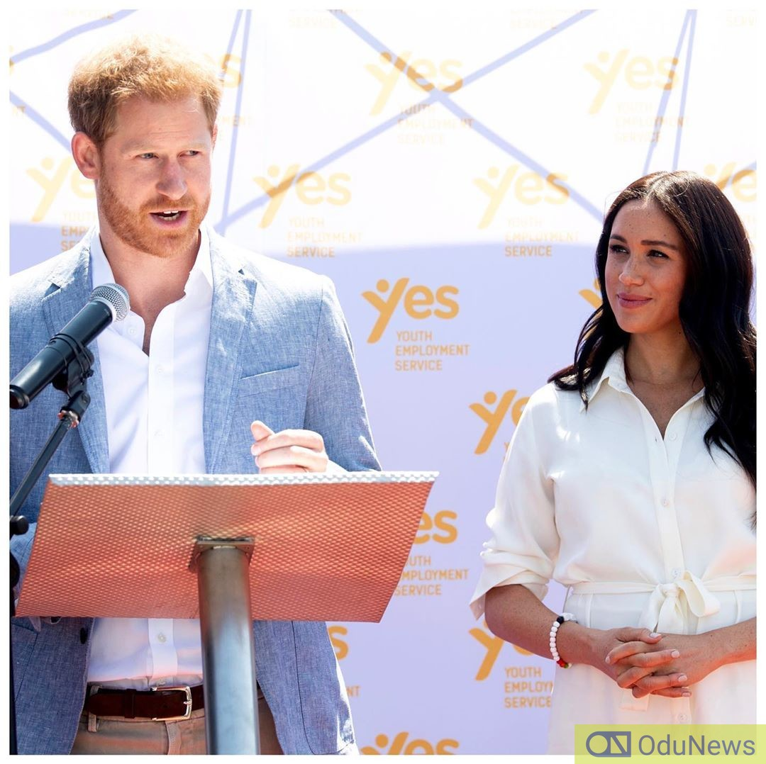 [VIDEO] Prince Harry Speaks On Royal Split