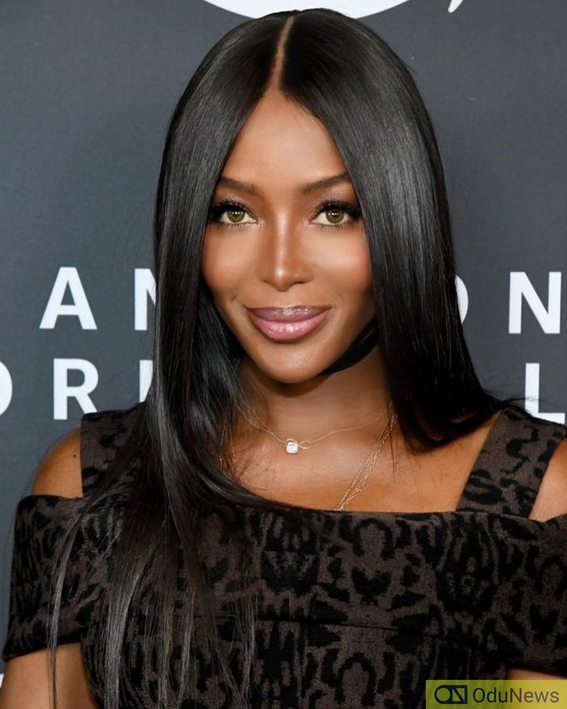 "Naomi Campbell Lashes Out At Grammys For Neglecting ""Afrobeats"""