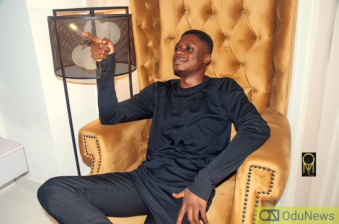 Victor Ebiye is a comedian who is making a difference in the entertainment scene