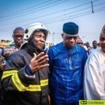 Ogun Market Fire: Dapo Abiodun Promises Relief For Traders