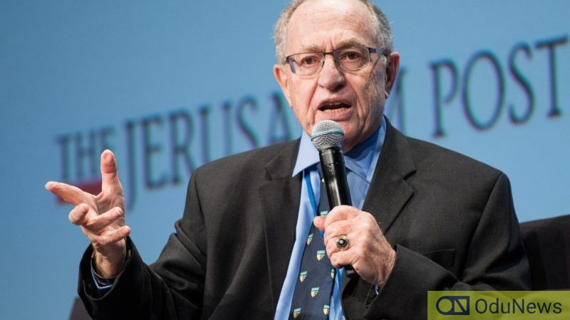 Alan Dershowitz tells Senate Abuse of Power is not an impeachable offense