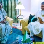 2023: Tinubu Meets Buhari, Reveals Stance On Zoning