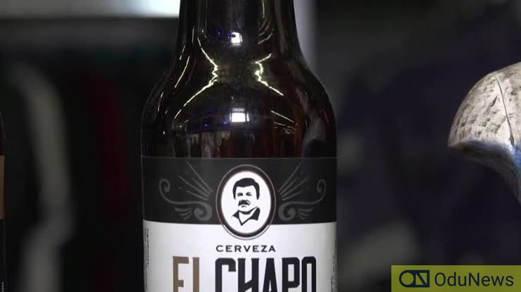 Daughter Of Drug Lord, El Chapo, Launches Beer Named After Her Father
