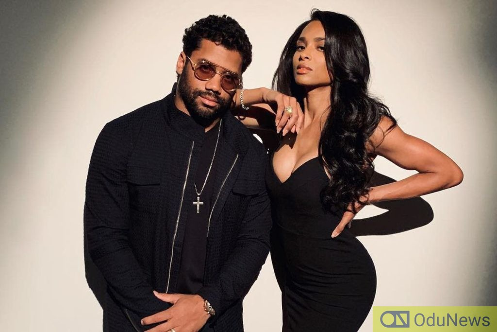 Ciara and Russell Wilson expecting their third child