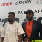 Pictures from Kunle Afolayan's Citation