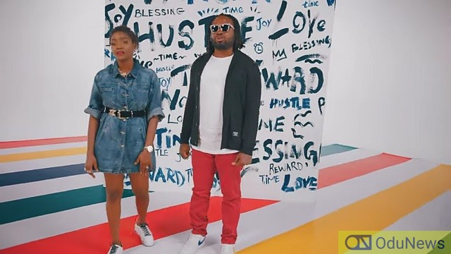Simi and Cobhams deliver an amazing track