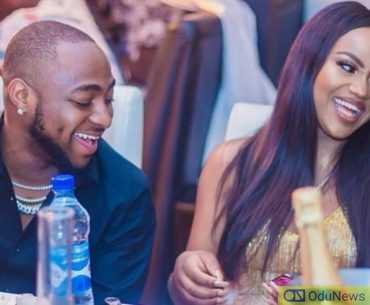 Davido & Chioma Spotted Having Fun In A Club [VIDEO]