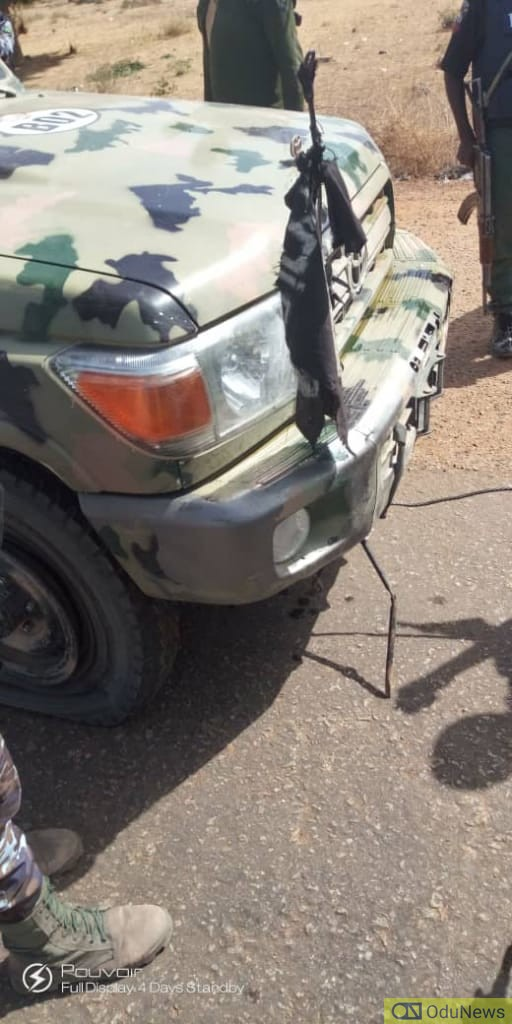 Soldiers Attack SARS Operatives Who Repelled Terrorists Attack