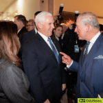 Prince Charles snubs Vice President Mike Pence In Israel Video