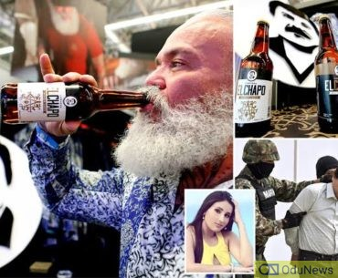 Daughter Of Drug Lord, El Chapo Launches Beer Named After Her Father