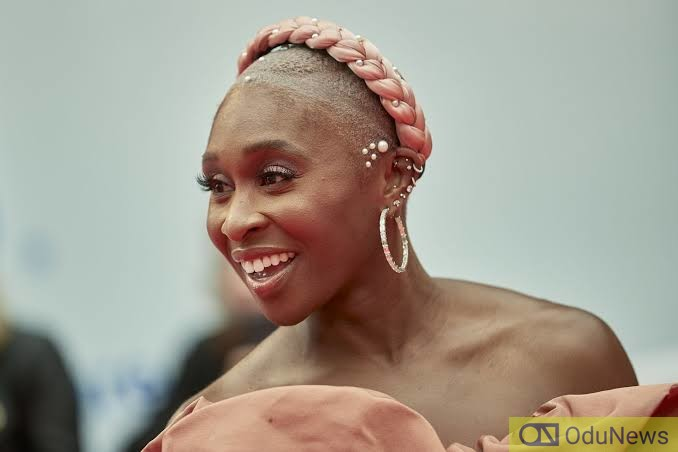 Cynthia Erivo Weighs in all-white BAFTA nominations