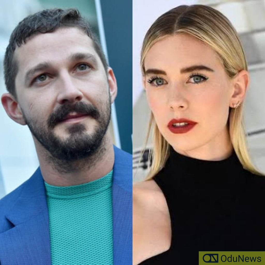 Shia LaBeouf and Vanessa Kirby starring in Pieces of a Woman