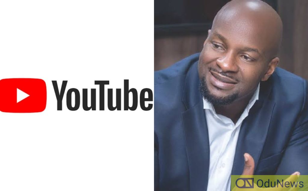 Youtube Appoints Alex Okosi As MD Of Emerging Markets, EMEA
