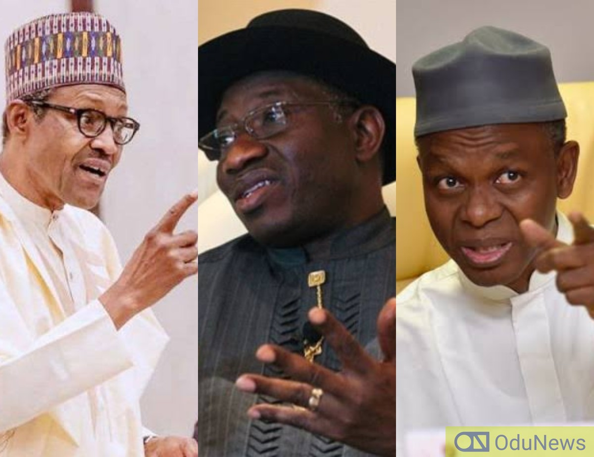 #ThrowbackThursday: Buhari, El-Rufai And Other APC Bigwigs That Called For Jonathan's Resignation