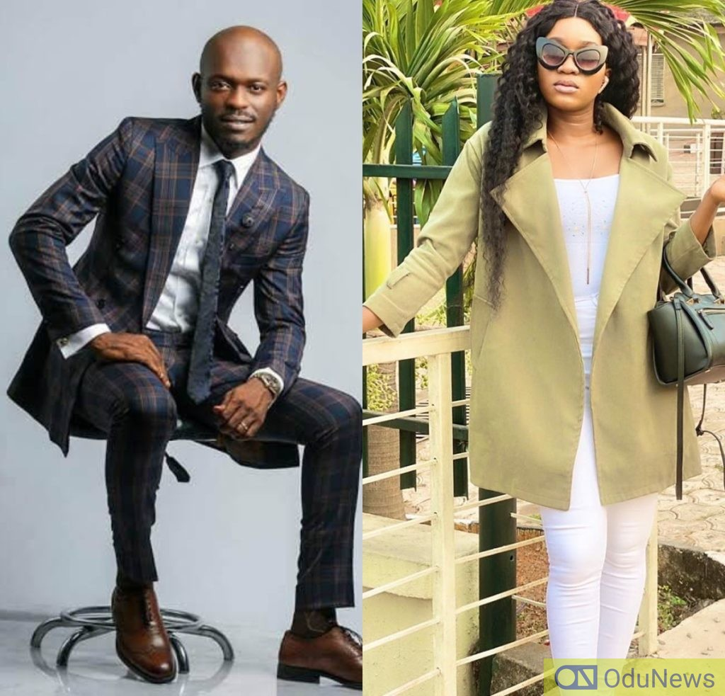 Mr.Jollof and Thelma both blasted by twitter users