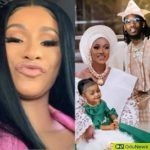 "Cardi B asks Nigerians to choose a name for her between ""Chioma B"" and ""Cadijat"""