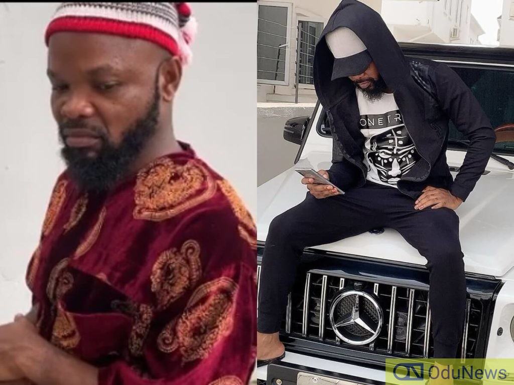 Nedu Wazobia buys himself a G Wagon