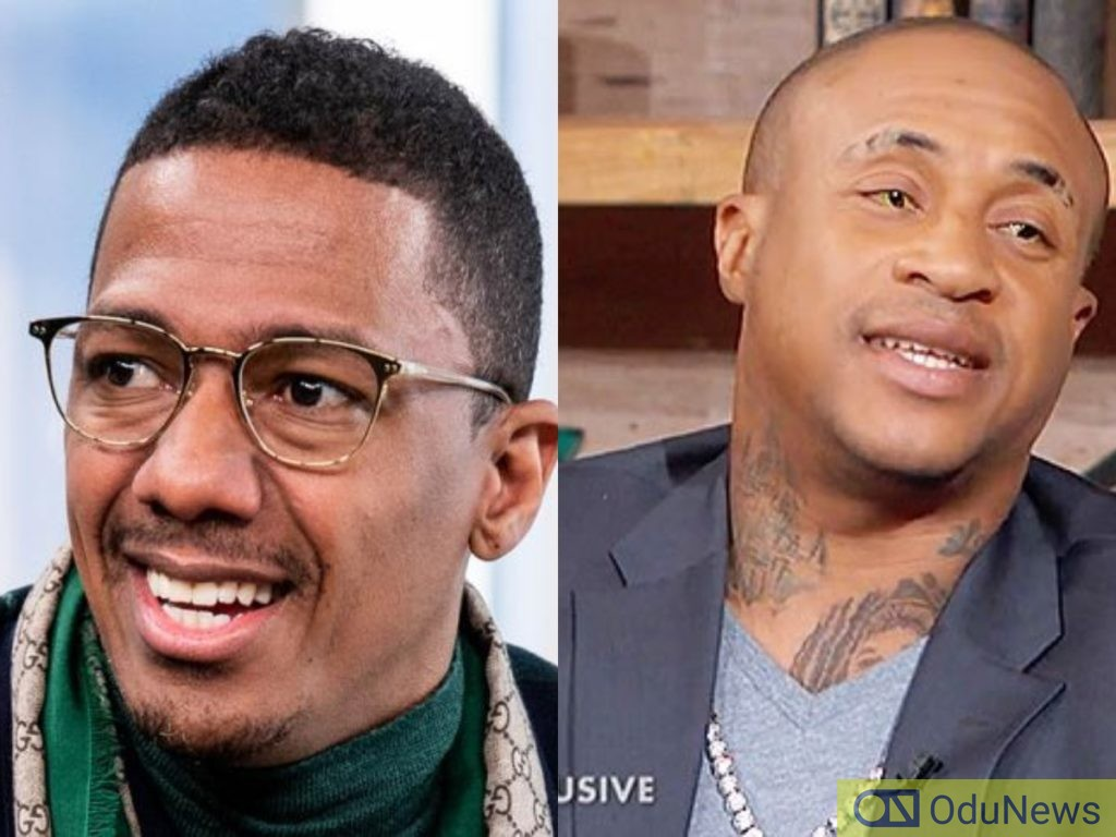 Orlando Brown claims he had sexual affairs with Nick Cannon