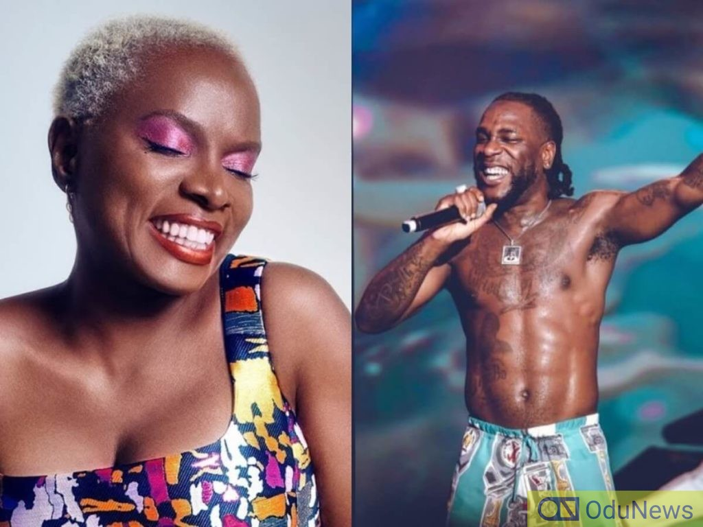 Burna Boy loses Grammy Award to Angelique Kidjo