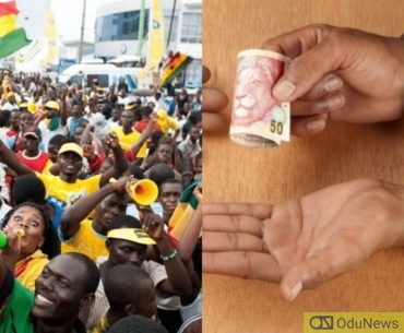 Ghana 3rd, Kenya 8th Most Most Corrupt Countries In The World [SEE FULL LIST]