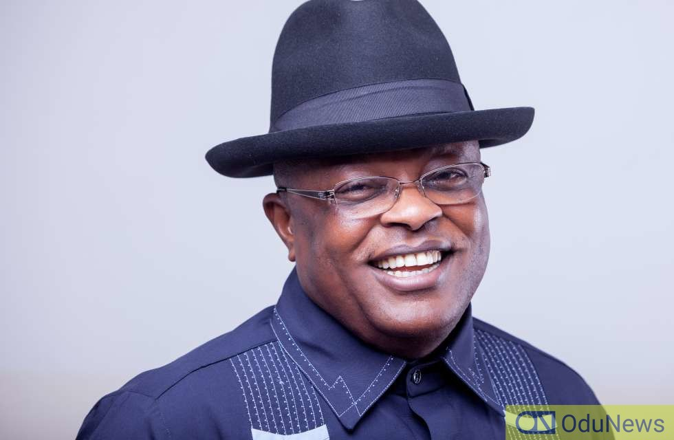David Umahi reacts to plot to unseat Obaseki