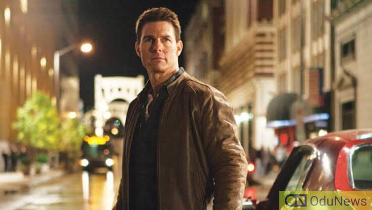 Jack Reacher series ordered at Amazon
