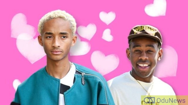 Jaden Smith and Tyler The Creator