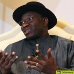 Why I'm Avoiding Partisan Politics - Goodluck Jonathan