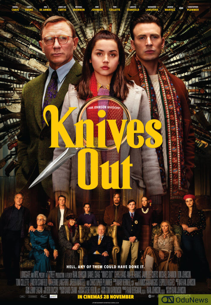 Knives Out was an instant hit and got a universal critical acclaim