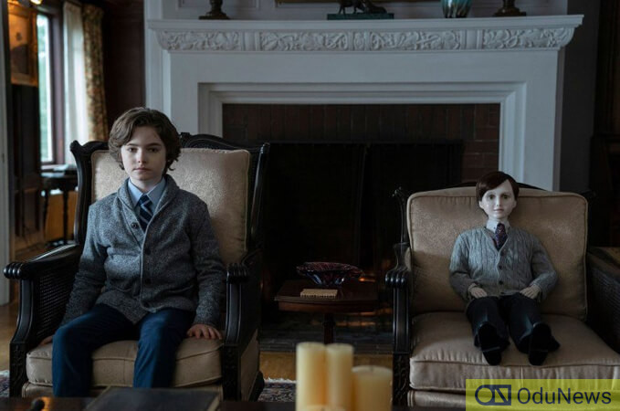 BRAHMS: THE BOY 2 follows the return of the evil porcelain doll called Brahms