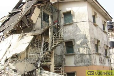 LASEMA Rescues Man Trapped In Collapsed Building
