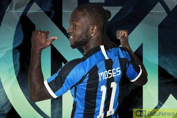 Inter Milan Gives Moses Pirlo's Shirt Number